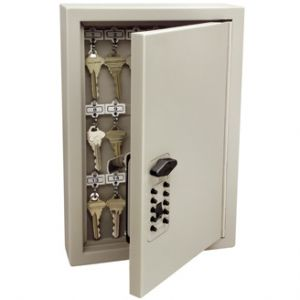 Code Locking Steel Key Cabinet - 30 Key
