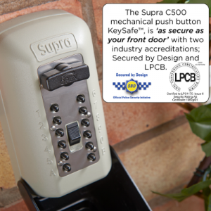 C500 Police Preferred KeySafe™