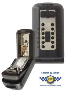 P500 Police Preferred KeySafe™ - To Fit Grade 2 Alarm System
