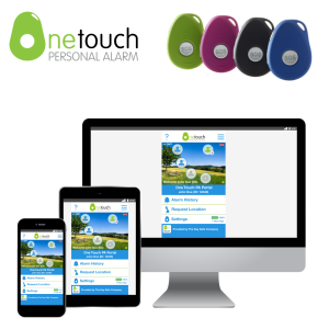 One Touch Personal Alarm