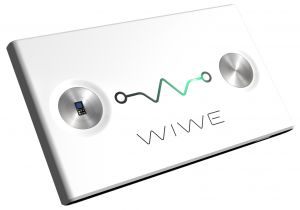 WIWE | Portable ECG Device - White
